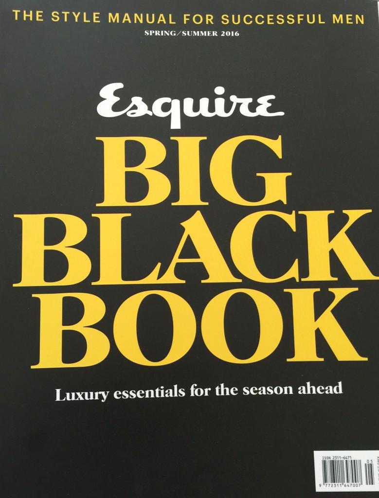 esquire copertina
